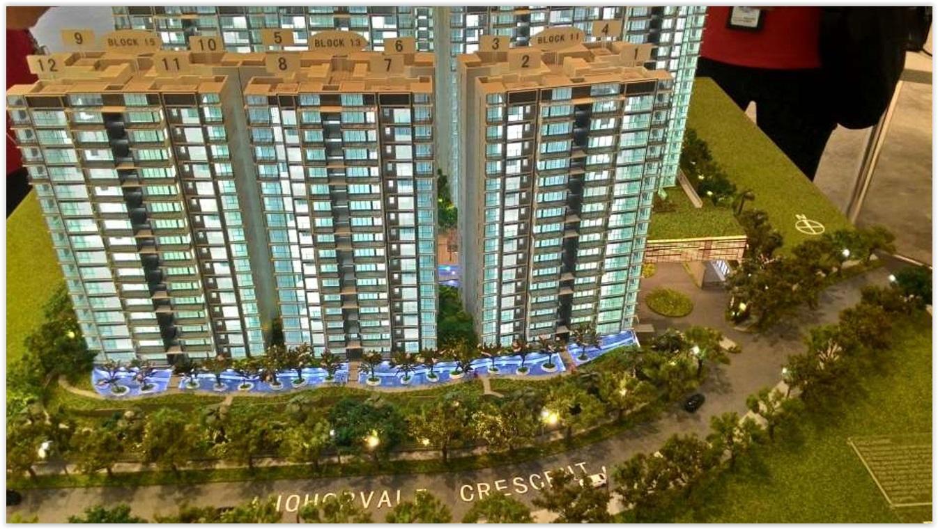 Bellewaters Executive Condominium